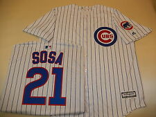 9601 Chicago Cubs SAMMY SOSA Cool Base Sewn Baseball Jersey W/Patch NEW