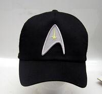 8fcff9f8abd STAR TREK New Movie Command Insignia Baseball Trucker Cap Hat(STHAM01)