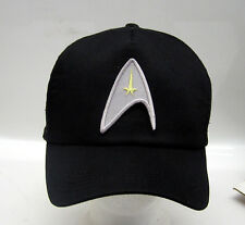 STAR TREK New Movie Command Insignia Baseball/Trucker Cap/Hat(STHAM01)