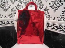 Sac vernis rouge avec plume noire Sephora NEUF + Pochette assortie OFFERTE