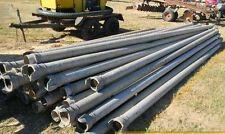 """6"""" twist lock aluminum irrigation pipe 1000'"""