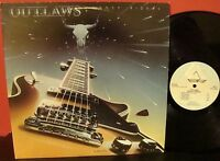 OUTLAWS Ghost Riders 1980 ARISTA CLASSIC ROCK LP