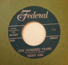 Freddy King Federal 12491 One Hundred Years