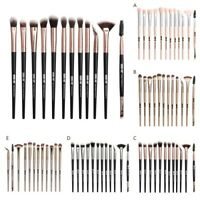 12 Pcs/Set Beauty Makeup Eye Shadow Brush Highlighter Brush Makeup Brush Set