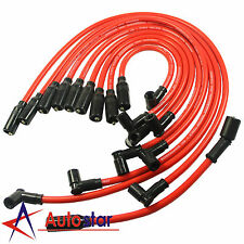 Performance Spark Plug Wires Set 10.5mm For 1992-1997 Chevy GM LT1 LT4 4.3L 5.7L