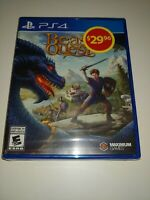 Beast Quest (Sony PlayStation 4, 2017) BRAND NEW SEALED MAXIMUM GAMES PS4 FAST