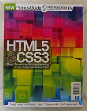 HTML5 & CSS3 178 Page GENIUS Guide 2015 New PROGRAMMING & DEVELOPMENT Web Design