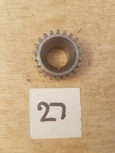 Bsa A7/a10 Crankshaft Timing Pinion