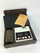 Heath Zinith BH-1750 Blood Pressure and Pulse Rate  Powers On  Parts Repair ONLY