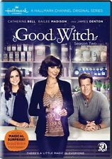 THE GOOD WITCH SEASON TWO 2 New Sealed 3 DVD Set Hallmark Channel