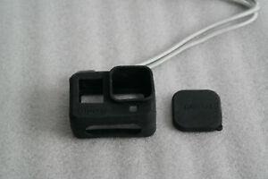 Ulanzi G8-3 Soft Silicone & G8-9 Vlog Case/Cover Lens Cap for GoPro Hero 8 Hero8