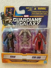 RONAN/STAR-LORD Guardians of the galaxy Action Figure