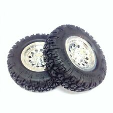 Thunder Tiger TOYOTA HILUX Parts Scale Tire Set(2 pcs) PD90599S1