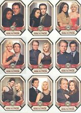 Battlestar Galactica Season 4 Complete Gallery Chase Card Set G1-9