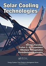 Solar Cooling Technologies (Energy Systems), Karellas, Roumpedakis, Tzou**