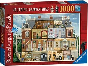 Ravensburger Puzzle UPSTAIRS DOWNSTAIRS - 1000 pieces