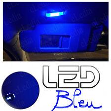 LAGUNA 3  2 Ampoules LED BLEU Blue light lumière Miroirs courtoisie Pare soleil