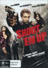 Shoot Em Up -  Action / Thriller / Violence - Clive Owen - NEW DVD