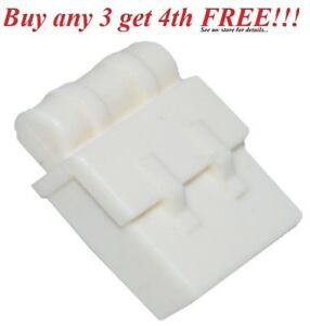 ☀️NEW LEGO MINIFIG MINIFIGUR WHITE BACKPACK Knapsack Army Soldier Neck Gear Pack