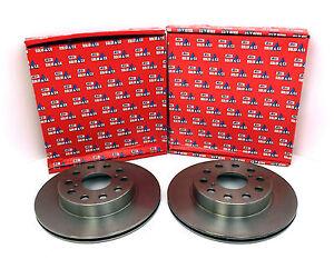SA Rear Brake Discs (Pair) MR2 SW20 T106071