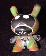 """Kidrobot 3"""" Dunny Sket One Camo 2005 Series 2"""
