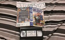 Chelsea FC - The Official Chelsea End Of Season Review 1996-1997 VHS - PAL ☆VGC☆