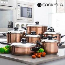 Batería de cocina Cook D'lux (12 piezas)