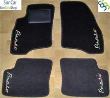 FIAT GRANDE PUNTO TAPPETI AUTO + 4decori +4 block
