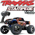 NEW Traxxas 36076-4 Stampede VXL Brushless ORANGE 2WD Electric RC Truck TSM TQi