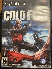 Cold Fear (Sony PlayStation 2, 2005) PS2