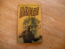 "DOC SAVAGE # 46 ""THE MIDAS MAN"" - 1ST PRTG 3/70 - EXTREME HIGH GRADE BANTAM PB"
