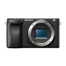 Sony Alpha a6400 Mirrorless 24.2MP 4K Digital Camera (Body Only) ILCE-6400/B
