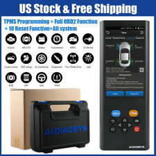 LAUNCH X431 AIDIAGSYS All System OBD2 Diagnostic Scanner TPMS Coding Programming