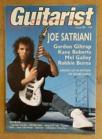 Magazine - Guitarist Rock Music Artists Full Contents Index Shown Various Issues