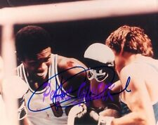Howard Davis Boxing 10x8inch Re-Pro Signed Autographed Photo