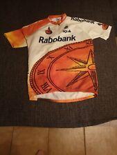 Bicicleta de carreras camiseta rabobank Colnago agu de situación aterrizar