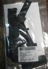 Gentex HGU-55/P HGU-68/P chin strap nape set, flight helmet XL,Black Leather