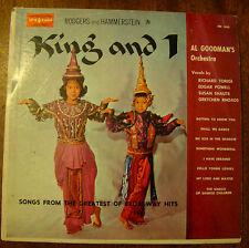 The King and I selections on Spin-O-Rama MK 3045 – Al Goodman, Richard Torigi