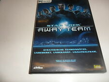 PC STAR TREK-AWAY TEAM