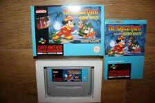 The Magical Quest starring Mickey Mouse Super Nintendo SNES en boite near MINT