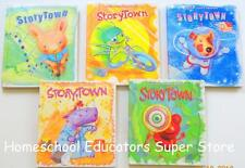 HARCOURT STORYTOWN 1ST GRADE 5 STUDENT TEXTBOOKS BUNDLE FULL YEAR CURRICULUM EUC
