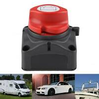 12V 600A Battery Switch Isolator Cut Off Kill for Car Motorbike Knob Marine Boat