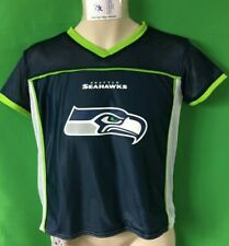 J443 NFL Seattle Seahawks Flag Football Jersey Reversible Youth Medium