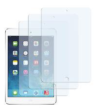 3 x Schutzfolie iPad Mini 1 / 2 / 3 Klar Folie Crystal Clear Displayschutzfolie