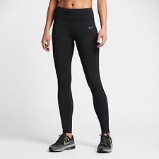 Women's Nike Power Epic Lux Running Tights 644952 010 SIZE XS Black Black