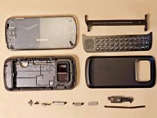New Nokia Oem Full Housing Back Cover Hinge Keypad Buttons Frame for N97 - Black