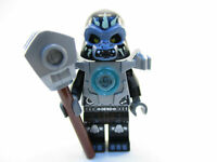 NEW! Lego Chima GORZAN w/ Heavy Armor Hammer Minifig Mini Figure Fig Minifigure