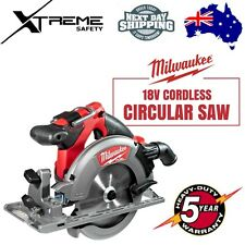 "Milwaukee M18 FUEL Brushless 18V Cordless 165mm (6 1/2"") Circular Saw"