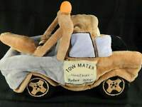 Disney Pixar Cars  Tow Mater Plush Pillow Microbead Tow Truck
