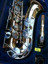 Vito Alto Saxophone same as Yamaha YAS-23 Japan w/case, mouthpiece